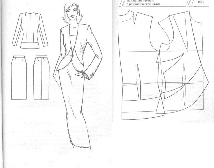 Drafting. Colorblock?