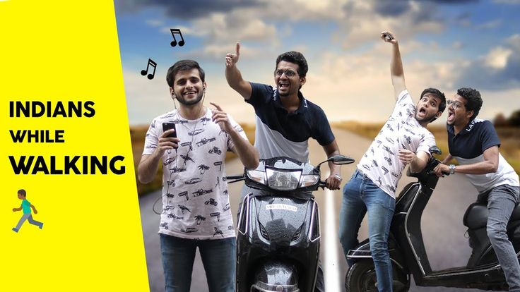 Indians while WALKING Funcho PokerBaazi app download