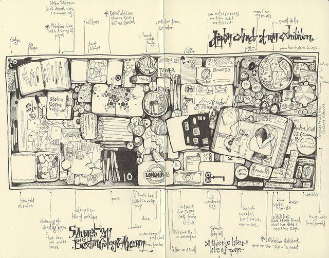 andrea joseph #sketchbook