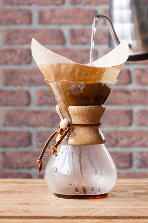 Cafetière Chemex 6 tasses - une idée cadeau dénichée par Georges sur AlloCadeau.com -