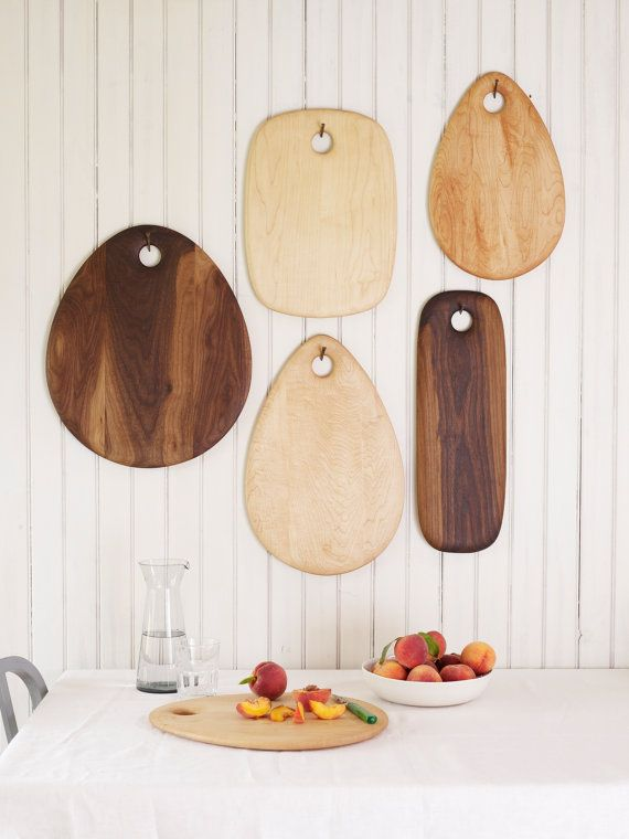 7 Wooden Cutting Boards that Make a Statement (and Get You Off of Plastic Cutting Boards)