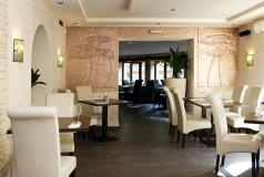 Nově zrekonstruovaná restaurace v Liberci, která je součástí penzionu Bílý Mlýn. Jídlo je fantastické, hotový gastronomický zážitek.
