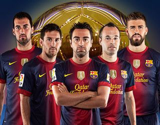 Founded in 1989. They are the current Copa del Rey champions and have won 21 La Liga, 26 Copa del Rey, 10 Supercopa de España, 3 Copa Eva Duarte[3] and 2 Copa de la Liga trophies, as well as being the record holder for the latter four competitions. In international club football Barcelona have won four UEFA Champions League, a record four UEFA Cup Winners' Cup, four UEFA Super Cup, a record three Inter-Cities Fairs Cup[4] and a record two FIFA Club World Cup trophies .