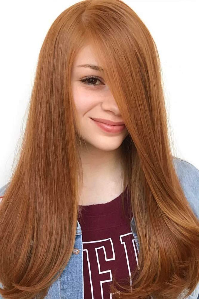 Today Is The Day To Say Yes To Strawberry Blonde Hair Natural Auburn Hair Strawberry Blonde Hair Color Hair Color 2018