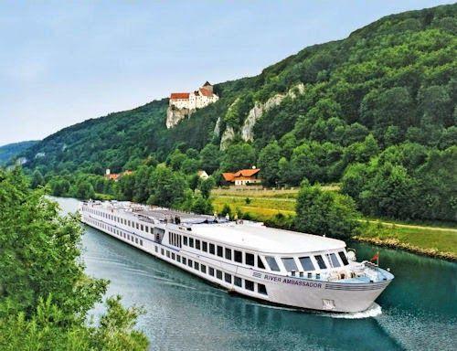 River Ambassador the luxury river cruise