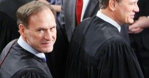 "Remembering Samuel Alito's Infamous SOTU ""Not True"""
