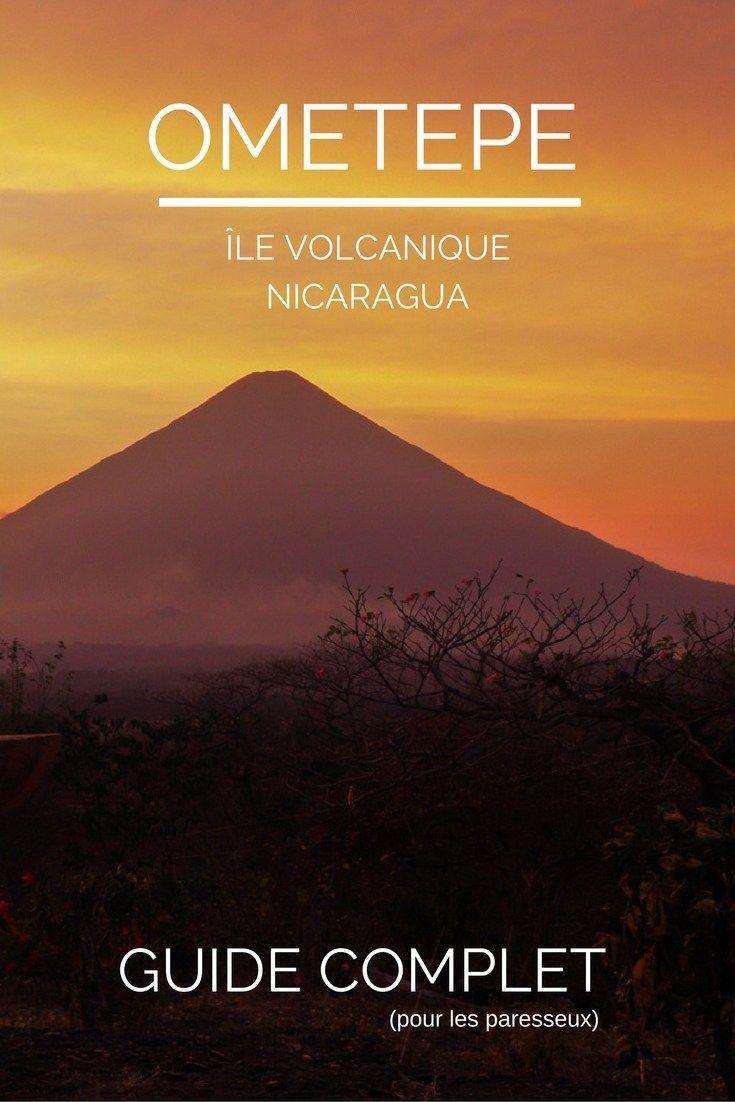 Ometepe, île volcanique du Nicaragua - Guide d'activités à faire sur l'île pour relaxer et la découvrir à son rythme + infos pratiques.