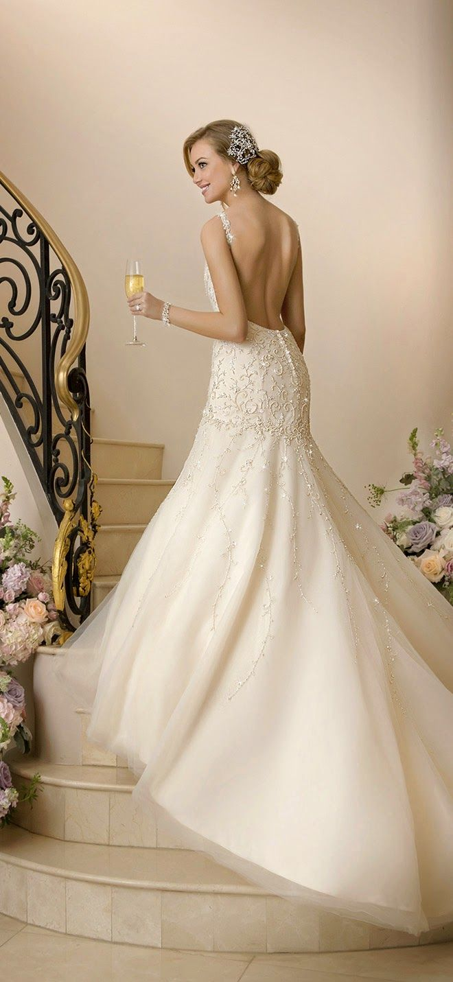 My big fat gypsy wedding dress with lights   best Here comes the brided bridesmaids images on Pinterest