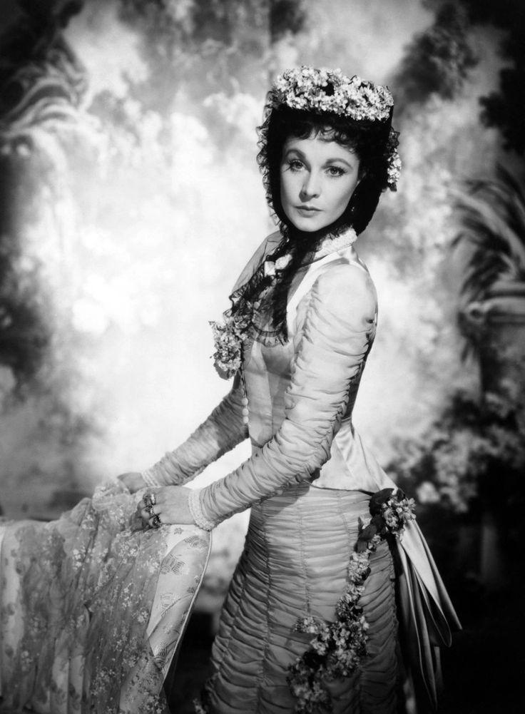Вивьен Ли в Анне Карениной (1948)