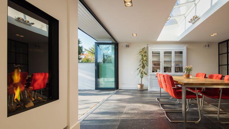 Totaalrenovatie woning Wassenaar. Ontwerp USE architects