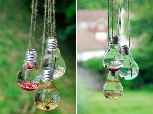 25 DIY Projects With Old Incandescent Bulbs