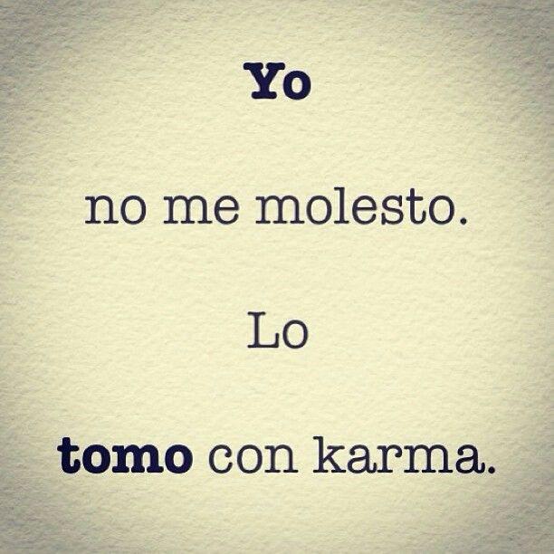 No me MOLESTO