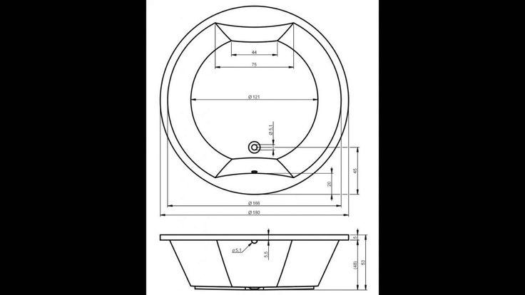 Eine Rund-Badewanne ist ein exklusives Highlight eines großen Bads, da in einem kleinen Bad die Badewannen wegen Ihres großen Durchmesser von 160-180 cm nicht hinein passen. Profi-Badshop stellt in dem Video runde Badewannen vor. Weiter runde Badewannen finden Sie auf unserem Onlineshop auf: http://www.profi-badshop.de/baden/badewannen/runde-badewannen.html