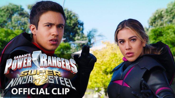 Power Rangers   Super Ninja Steel Official Clip - Game Plan