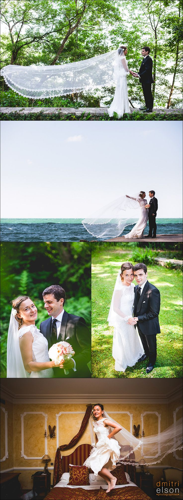 French & Russian wedding in Biarritz, France ! by Dmitri Elson Photography http://www.photographe-mariage-aquitaine.fr/