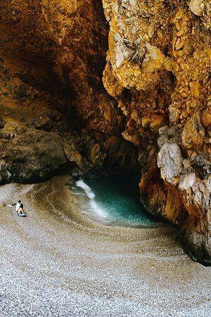 • Παραλία Αμανάκι, Χιλιαδού, Εύβοια, Ελλάδα  • Amanaki beach, Chiliadou, Euboea, Hellas ( Greece )