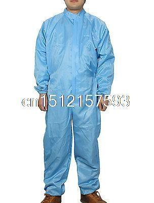 $21.42 (Buy here: https://alitems.com/g/1e8d114494ebda23ff8b16525dc3e8/?i=5&ulp=https%3A%2F%2Fwww.aliexpress.com%2Fitem%2FWoman-Men-Blue-Long-Raglan-Sleeve-Striped-Anti-Static-Overall-Jumpsuit-L%2F32537569589.html ) Woman Men Blue Long Raglan Sleeve Striped Anti Static Overall Jumpsuit L for just $21.42