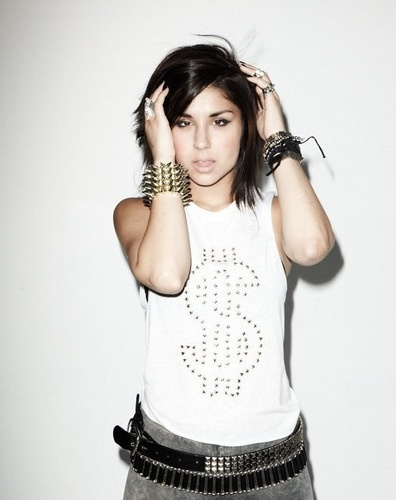 Krewella Sisters | is one of the two female members of Krewella, the other is her sister ...