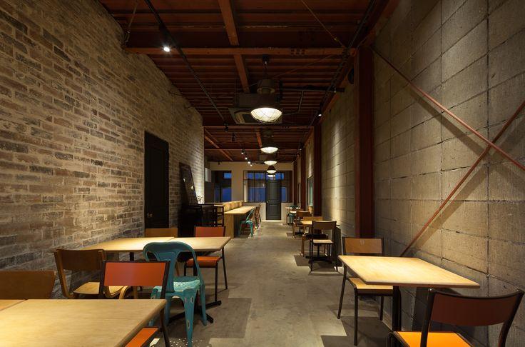 福岡 店舗デザイン 店舗設計 NEEDS CREATIVE DESIGN|(ニーズクリエイティブデザイン) | BROOKLYN SHOKUDO
