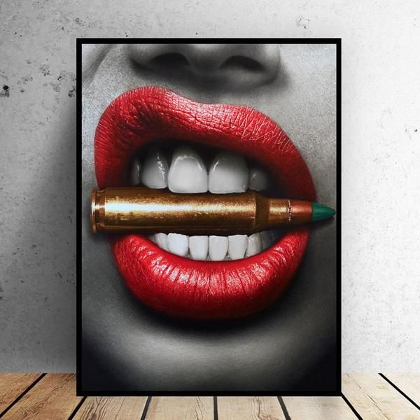 Money Bullet Painting Painting Painting Art Canvasart
