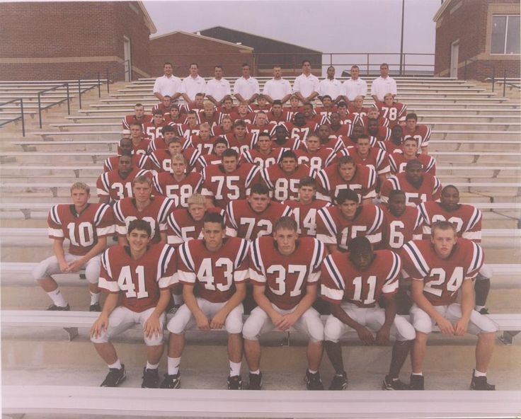 "Kenneth Wayne ""Redd"" Williams Jr. Junior year at Woodland high school in Cartersville, Ga! The first senior class! This was the year Kenneth Wayne ""Redd"" Williams Jr. won Georgia High School 5A Football Defensive Player of the Year. Kenneth Wayne ""Redd"" Williams Jr. number 51 if you cannot find me! Behind number 6! The WHS Wildcats made it to the playoff this year and Kenneth Wayne ""Redd"" Williams Jr. won county and region in wrestling this year! One of the greatest groups of guys!"