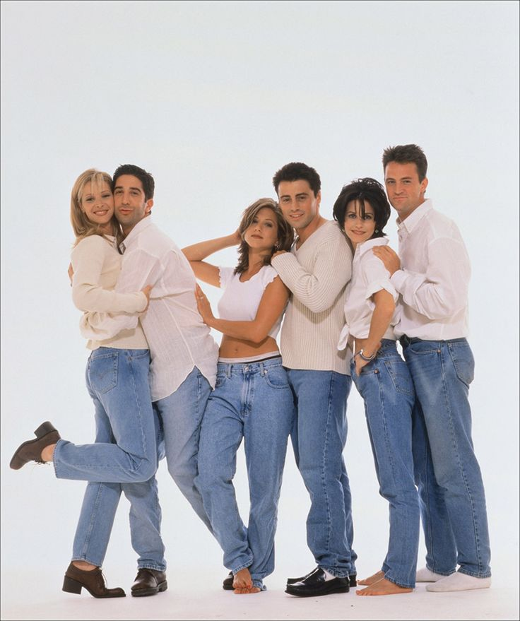 """F I N D S: """"F.R.I.E.N.D.S"""" (1994-2004)"""