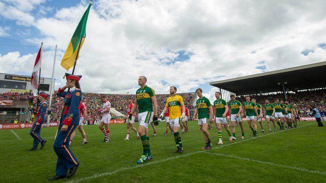 Cork v Kerry Munster final replay live on RTÉ2