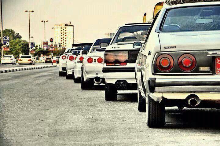 Nissan Skyline Generations
