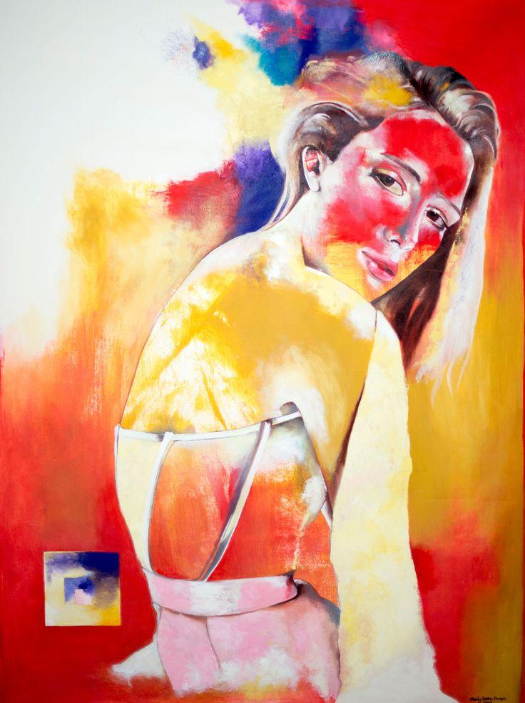 Artist - Maria Isabel Duque - Bogota, Colombia