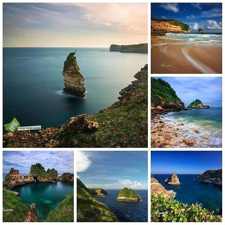 Besok hari Minggu Lho yakin dirumah aja? Lombok itu nganu lho !! Photo taken by : @imranputrasasak  Location : TWA Gunung Tunak Central Lombok