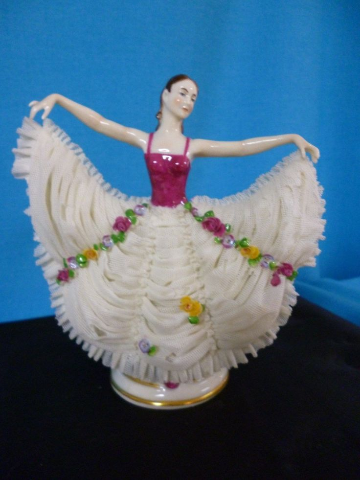 1398 best Porcelain Figurines images on Pinterest Royal doulton - marquardt k chen dresden
