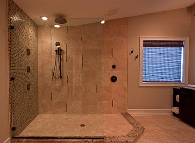 Master Bath No Shower 59 best showers -big one's! images on pinterest | room
