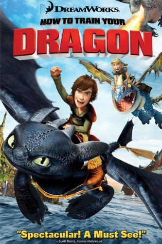 How to train a dragon - Kids love it! And so do adults!