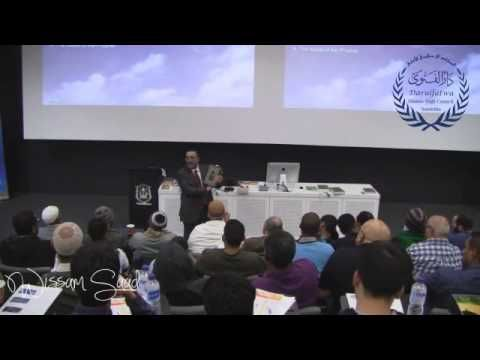 "Wissam Saad speaks about ""at-tabarruk"" - Darulfatwa Australia"