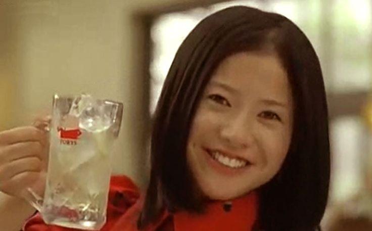 【TVCM】吉高由里子 Yuriko YOSHITAKA Suntory Torys Highball トリスハイボール9連発!!うぃ~~!!!