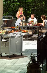 Stay safe when grilling this summer!  Great tips - check out the ninth tip for something often forgotten.