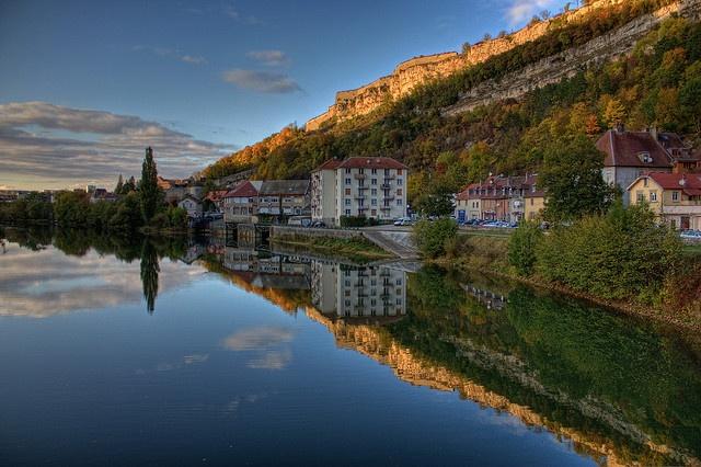 Besançon, Franche-Comte, France