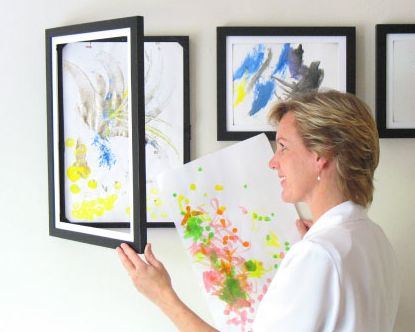 1000 Images About Display Your Kid S Artwork On Pinterest