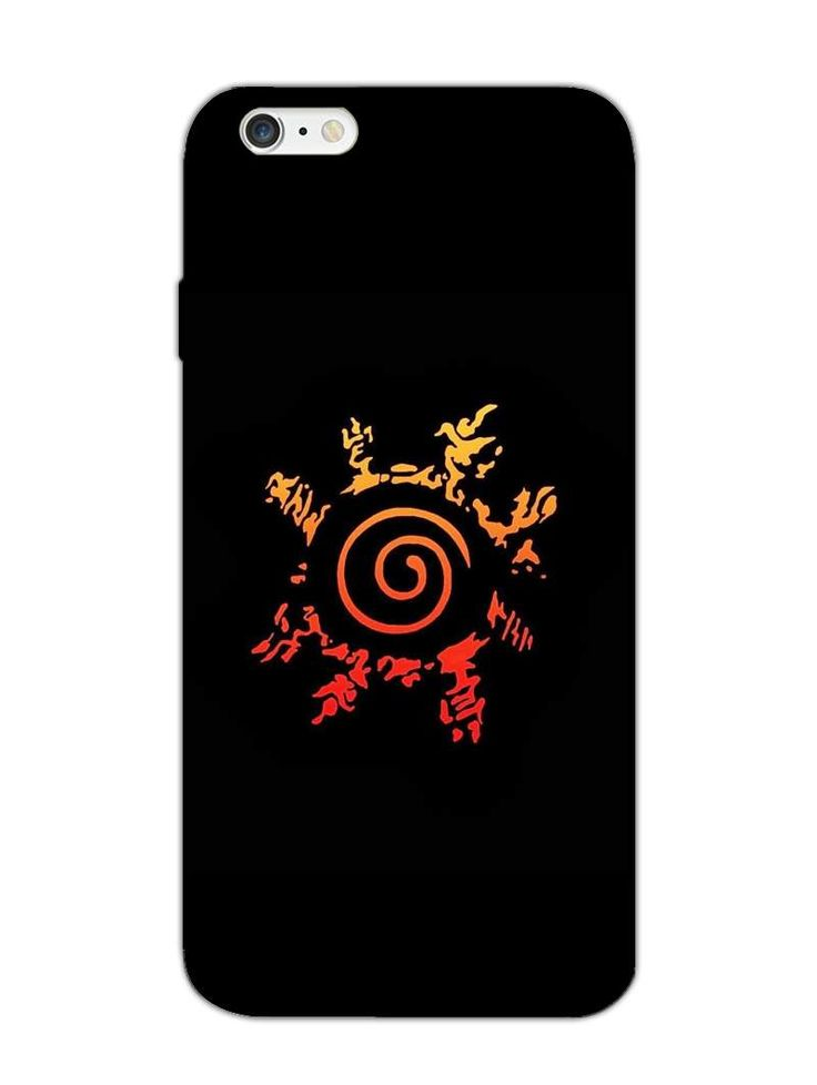 Naruto Symbol - Anime Love - Designer Mobile Phone Case Cover for Apple iPhone 6