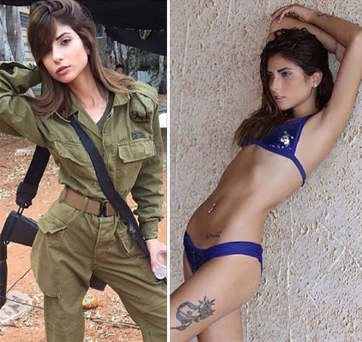 Hot Israeli Military Women Nude