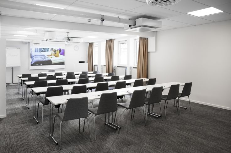 Birger är ett nytt, modernt konferensrum med utrymme för 70 personer, där kan du välja mellan flera olika sittningar. #birger #konferenslokal #centralastockholm