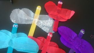 Colors of Life: Butterfly Craft