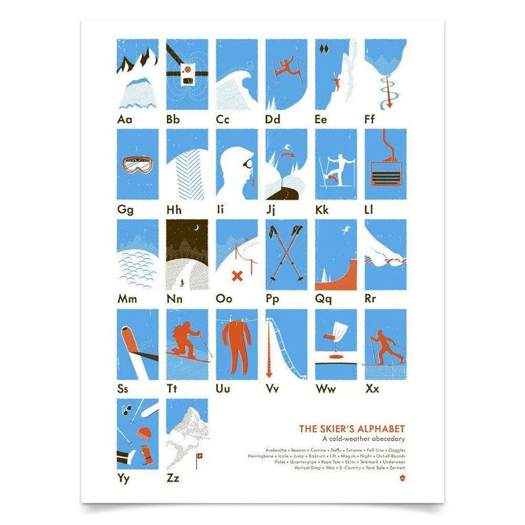 from avalanche to Zermatt, your office (or playroom or nursery or bedroom or hallway) wall will share the stoke and...