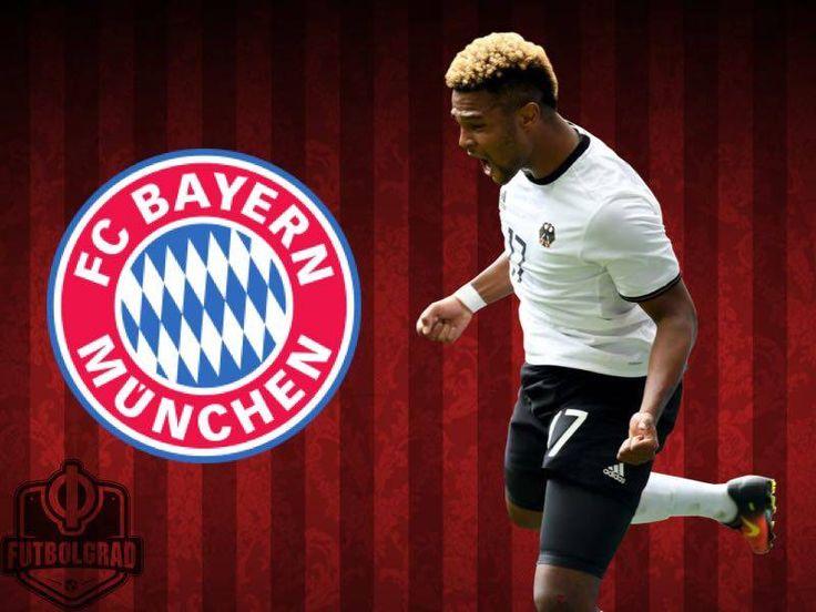 Serge Gnabry signed by Bayern Munich from Werder Bremen