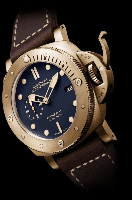"Officine Panerai Submersible ""Bronzo"" PAM00671"