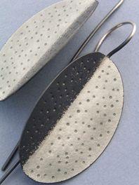 Folded Earring by Annabet Wyndham