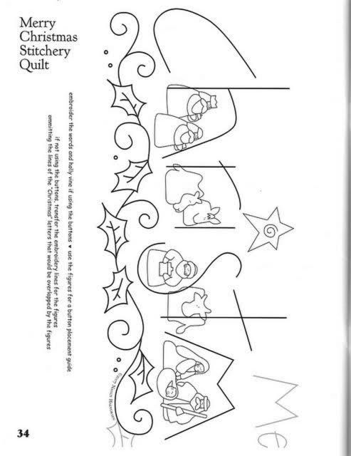 Patchwork navidad patrones gratis - Imagui