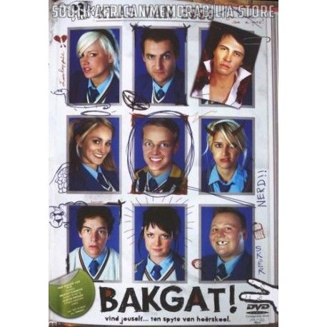 Bakgat - Ivan Botha / Altus Theart South African Afrikaans Comedy DVD *New* - South African Memorabilia Store