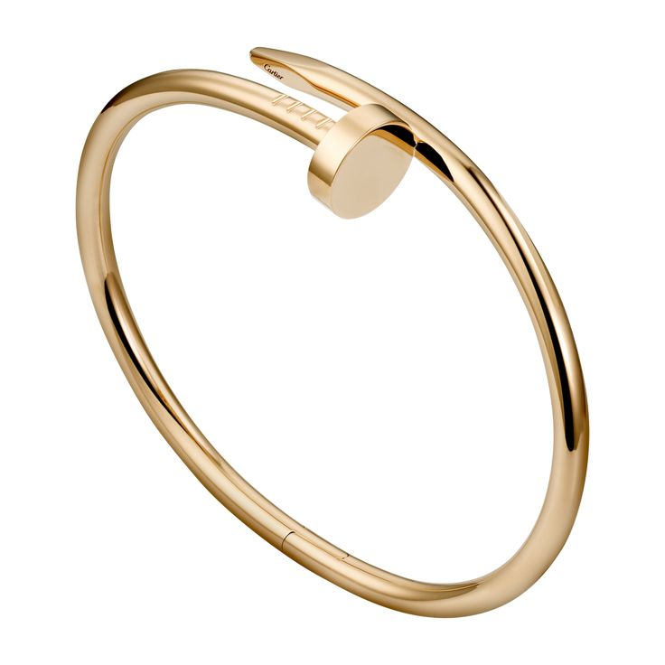 This looks amazing on your wrist. So unique. Absolutely beautiful!! Juste un Clou bracelet