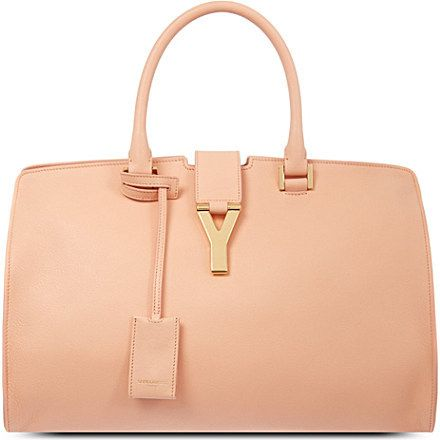 Saint Laurent Cabas Chyc medium tote on shopstyle.co.uk